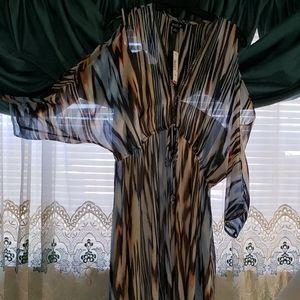 Maxi Dress by Allen B